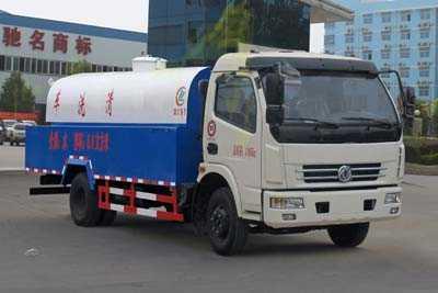 程力威牌CLW5114GQX5型清洗车