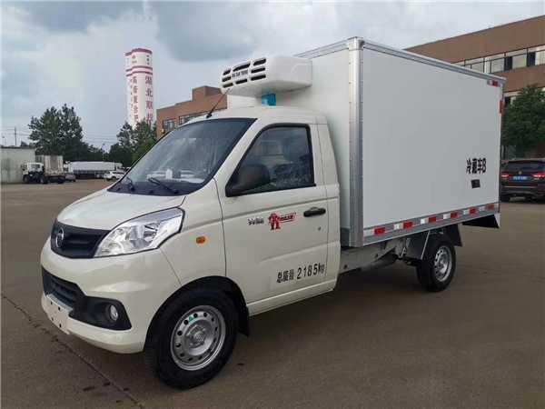 福田V1型冷藏车2.8米冷藏车
