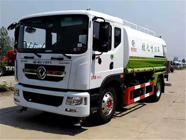 东风D9国6绿化喷洒车14吨洒水车